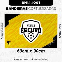 001U BANDEIRAS CUSTOMIZADAS