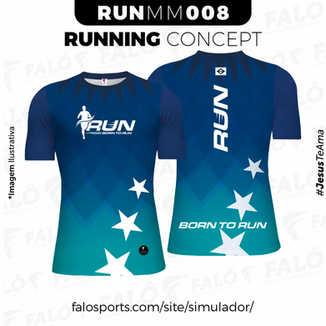 008MM RUNNING CORRIDA FALO SPORTS