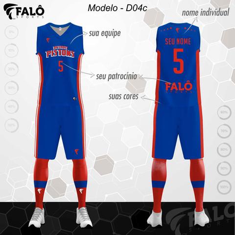 Modelo - D04c
