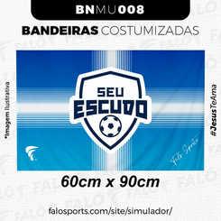 008U BANDEIRAS CUSTOMIZADAS