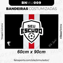 009U BANDEIRAS CUSTOMIZADAS