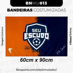 013U BANDEIRAS CUSTOMIZADAS