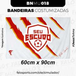 018U BANDEIRAS CUSTOMIZADAS