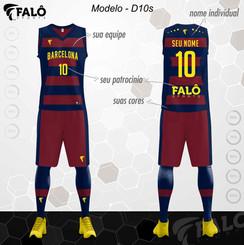 Modelo - D10s