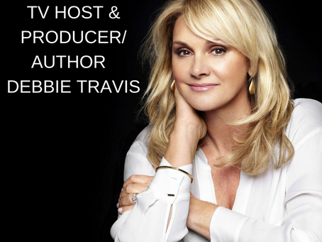 Meeting Media Empire Creator Debbie Travis: From Home Design TV Producer To Inspiring Women's Tu