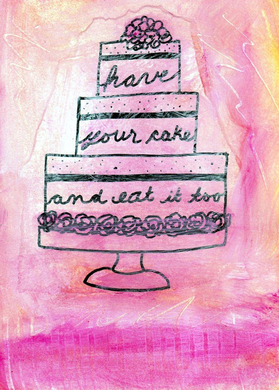 2008 cass art cake