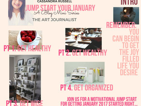 Blog Mini Series: Jump Start Your January