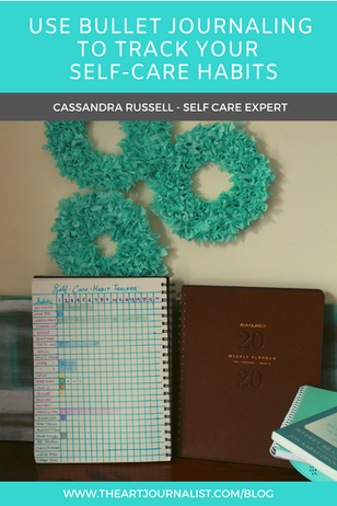 Use Bullet Journaling To Track Your      Self-Care Habits