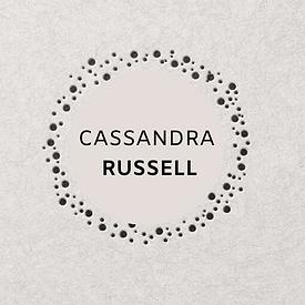 CASSANDRA RUSSELLL LOGO_GREY SPARKLE.png