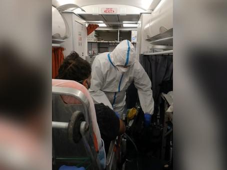 חילוץ דרמטי מטנזניה: ישראלי שחלה בקורונה ומצבו הידרדר הוטס לישראל במבצע מיוחד