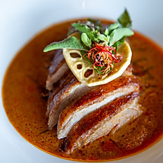 Roast Duck Red Curry