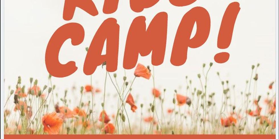 Spring Kids Camp
