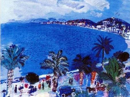 Raoul Dufy et une peinture faite de poésie, de joie et de couleurs...