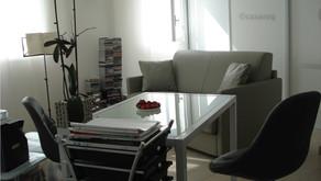 Rénovation d'un appartement de 40 m2 à Nice
