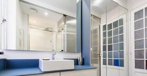 J'optimise l'espace de ma salle de bains !