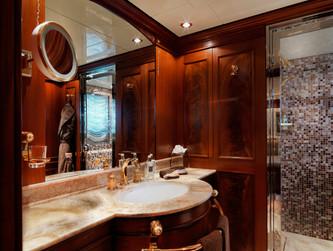 Yacht Interior Photography