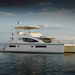 Yacht Exterior Photography