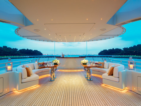 Exterior Superyacht Photography