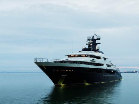 Exterior Superyacht Photography