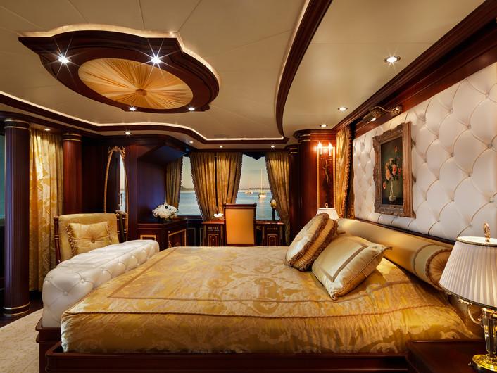 Interior Superyacht Photography
