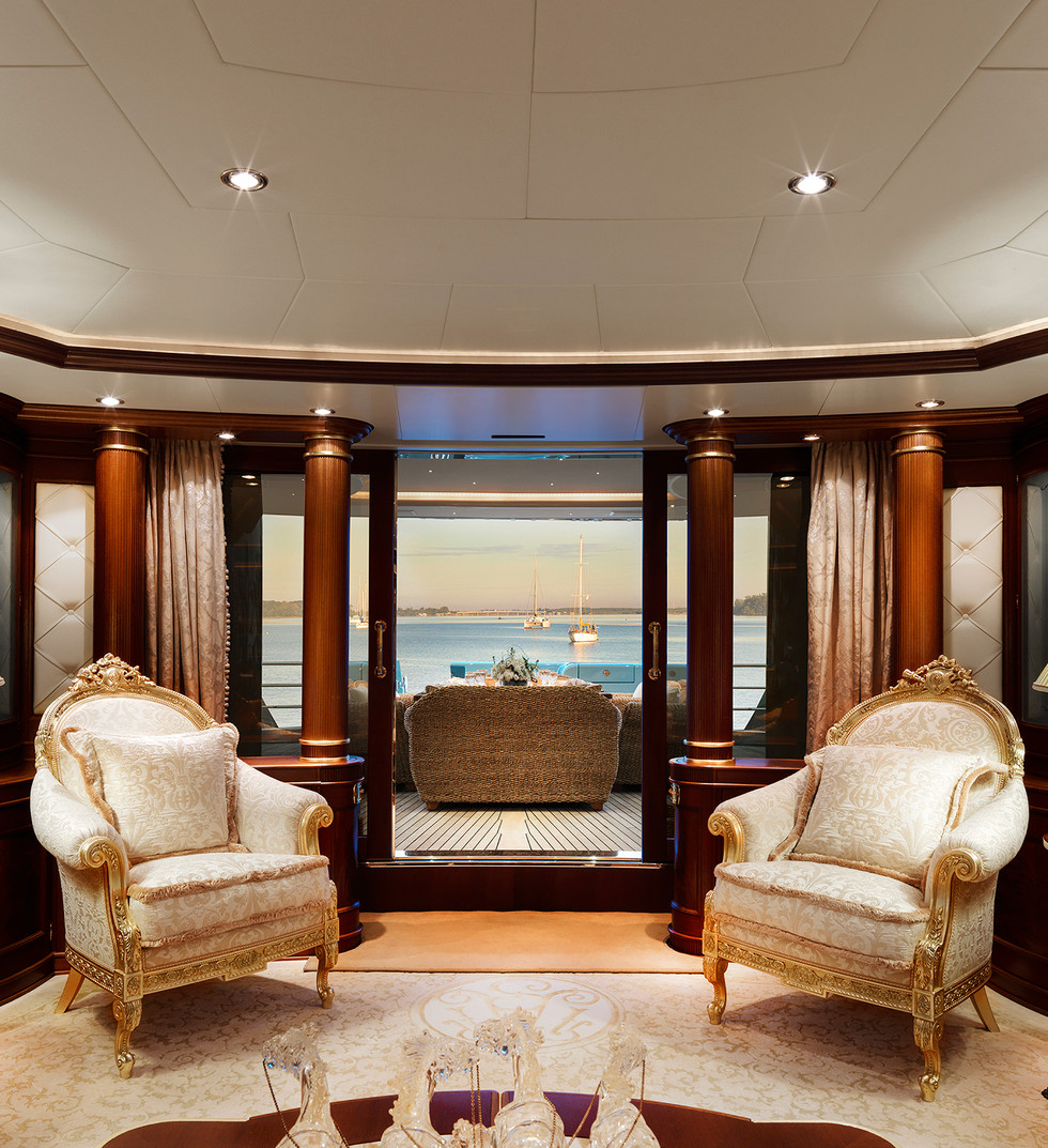 Interior Superyacht Photography
