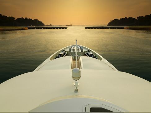 Aquamarina Superyacht photography