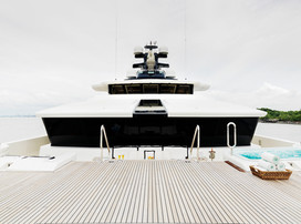 Equanimity Megayacht Photography