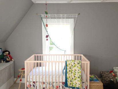 How to paint a crib (safely and beautifully!)
