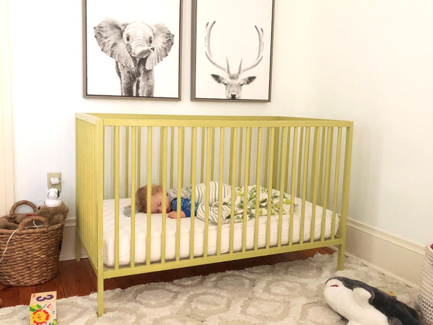How To Paint A Crib Safely And Beautifully