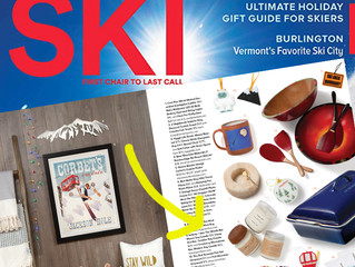 Ski Magazine Holiday Gift Guide