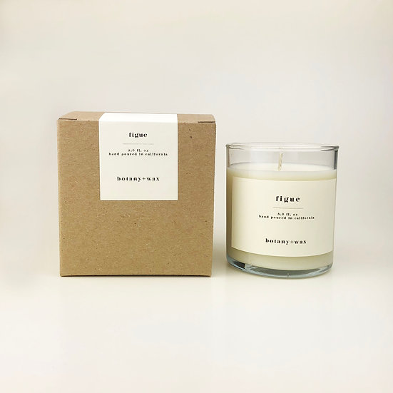 Figue 8oz. Tumbler Soy Candle