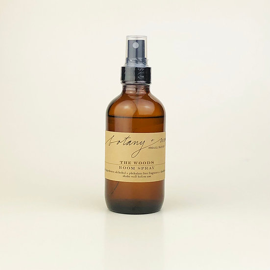 The Woods 4oz. Room Spray