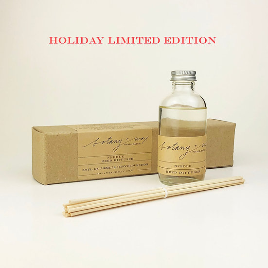 Needle  I  3oz. Reed Diffuser  I  Limited Edition