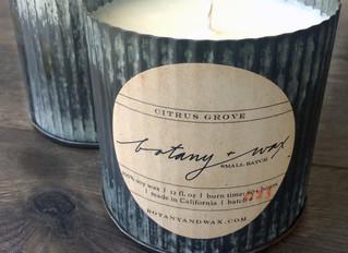 Citrus Grove back in stock.