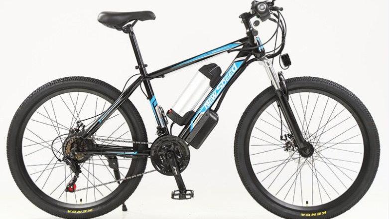 Newspeed Blue-Black Electric Bike