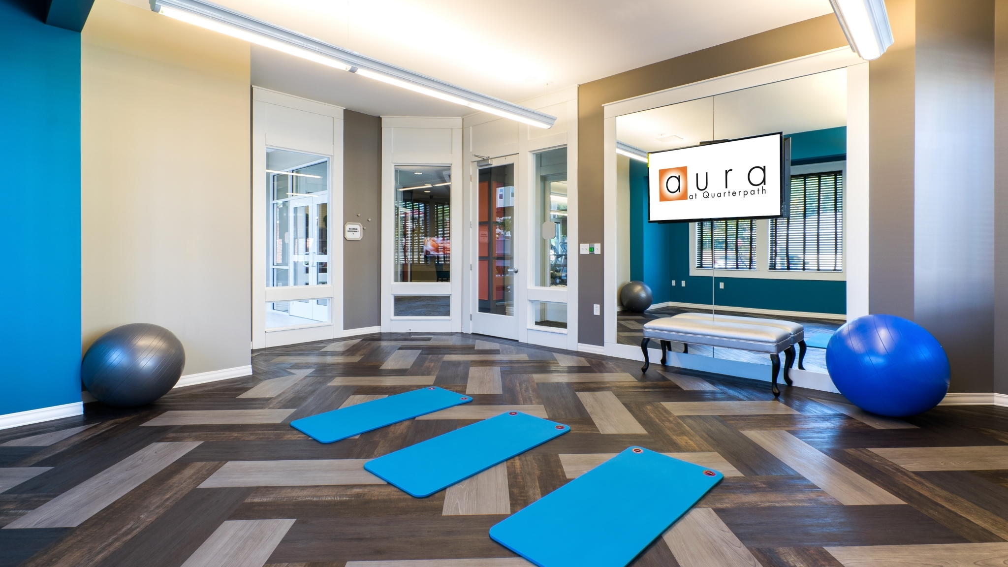 Clubhouse Group Fitness