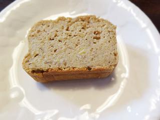 全粒粉小麦粉とおからで作るバナナケーキ