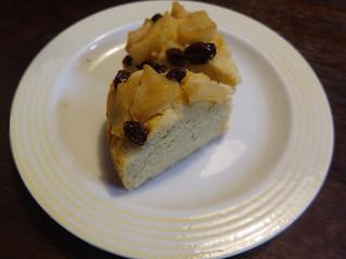 りんごとお芋のヘルシーケーキ