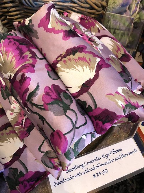 Handmade lavender eye pillows