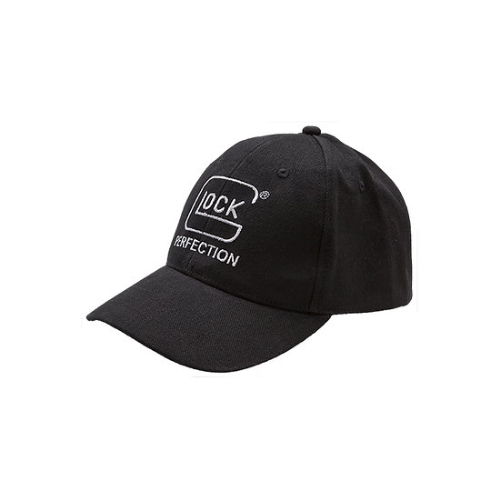 GLOCK Perfection Crown Cap Black