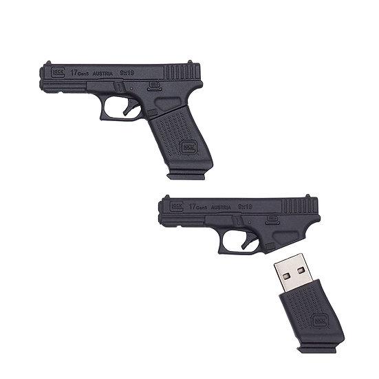 GLOCK Pistol 17 Gen5 USB Drive 8Gig