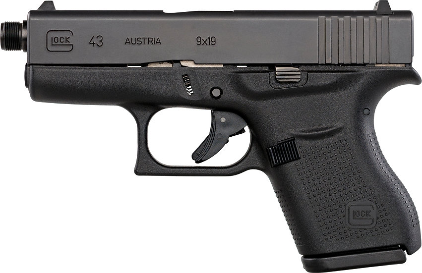GLOCK 43 M12x0,75