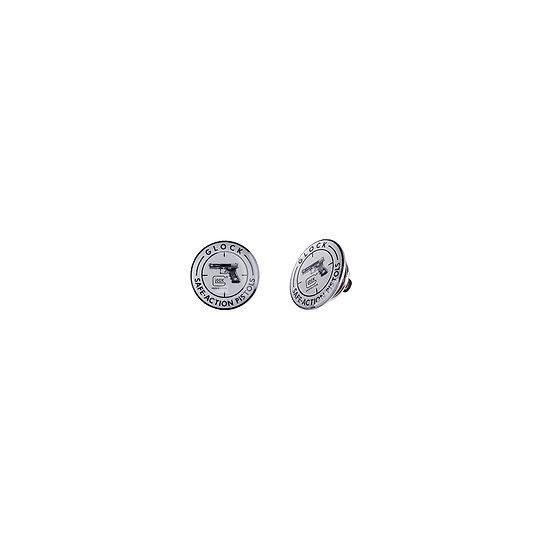 GLOCK Pin Silver