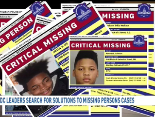 Local city leaders to address concerns about D.C. missing persons (ABC 7)