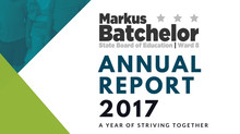 Our 2017 Annual Report: A Year of Striving Together