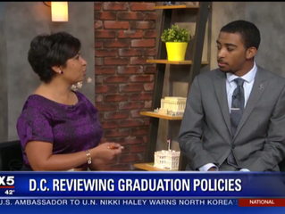 Markus on Fox Morning News on Allegations at Ballou High School