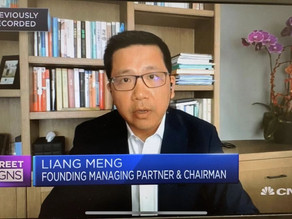 CNBC: Meng discusses the impact of Covid-19 on investment opportunities