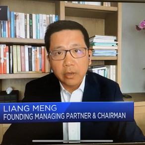 CNBC:上达资本孟亮讨论新冠肺炎疫情对投资机会的影响