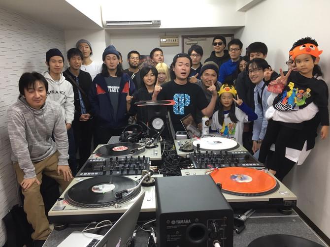 DJ FUMMYワークショップ報告!