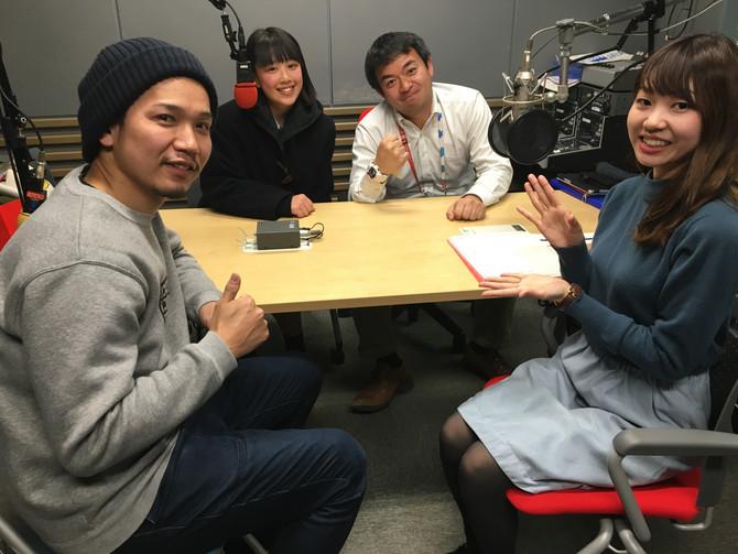 """NHK広島""""ひろしまコイらじ""""にDOM-AUTO出演!!"""